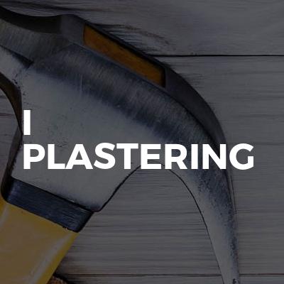 I Plastering