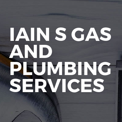 Iain s gas and plumbing services