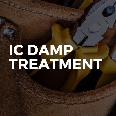 Ic damp treatment