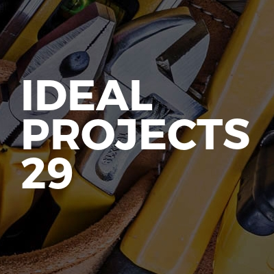 Ideal projects 29