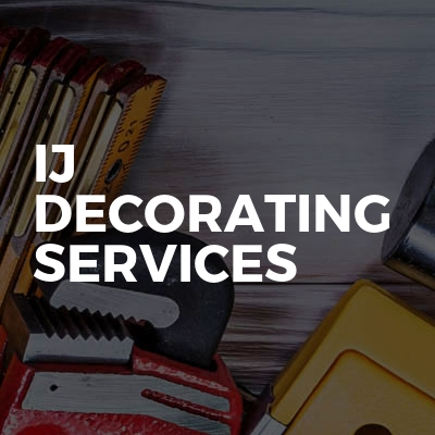 IJ Decorating Services