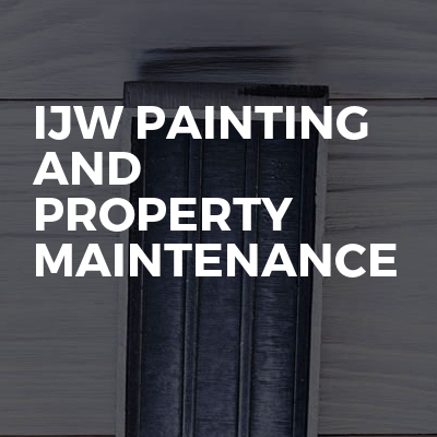 IJW Painting And Property Maintenance