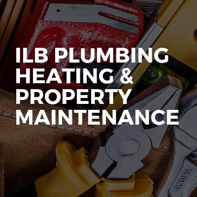 ILB plumbing heating & property maintenance