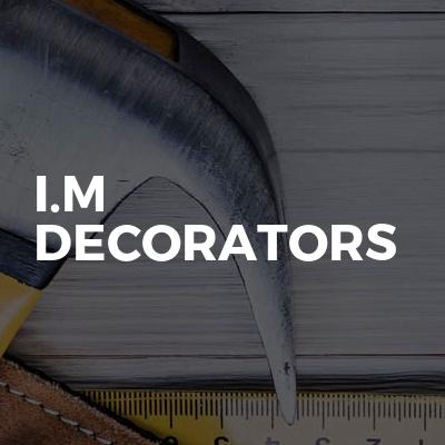 I.M Decorators