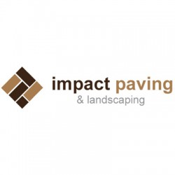 Impact paving and landscapes