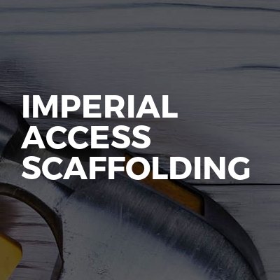 Imperial Access Scaffolding