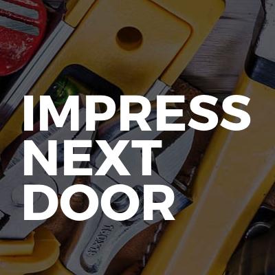 Impress Next Door