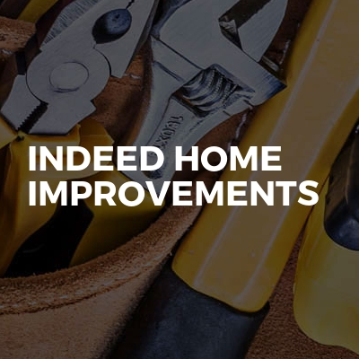 Indeed home improvements