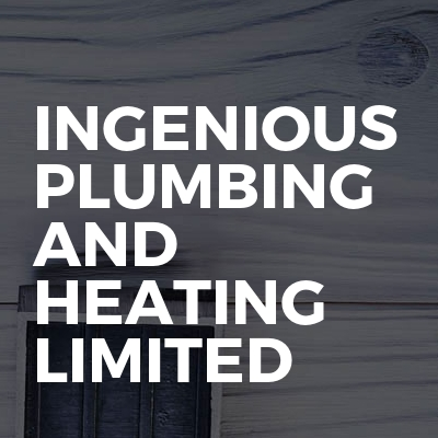 Ingenious plumbing and heating limited