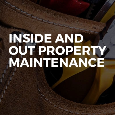 Inside And Out Property Maintenance