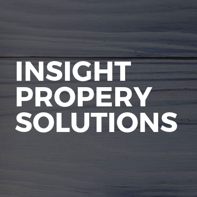 Insight Propery Solutions
