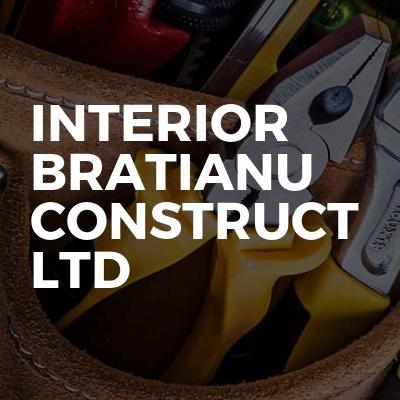 Interior Bratianu Construct LTD