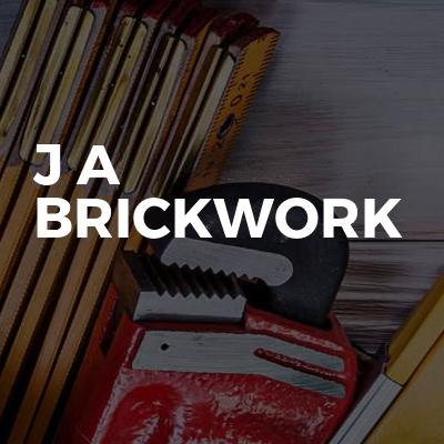 J A BRICKWORK