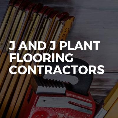 J and j plant flooring contractors