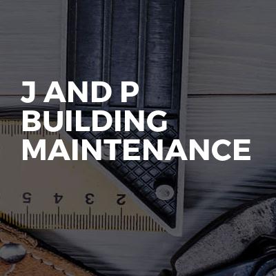J And P Building Maintenance