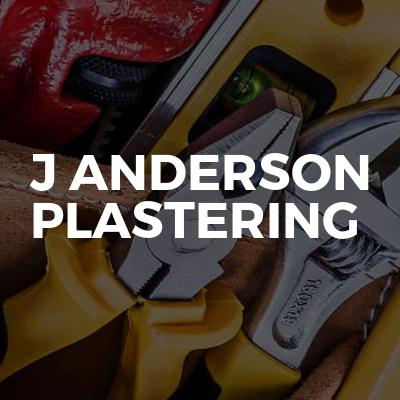 J Anderson Plastering