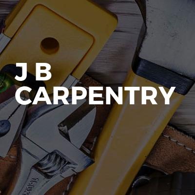J B Carpentry
