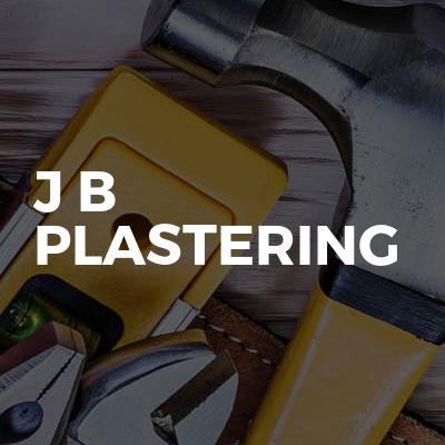 J B Plastering