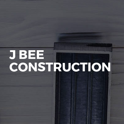 J bee construction