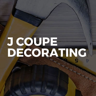 J Coupe Decorating