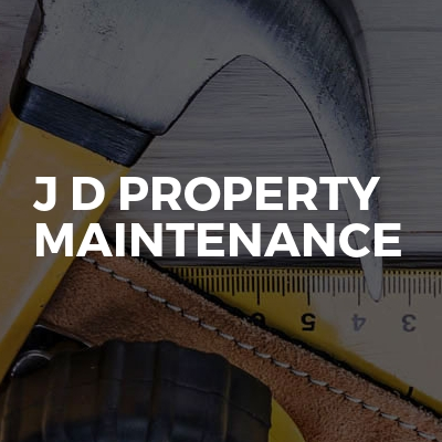 J D Property Maintenance