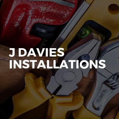 J Davies installations