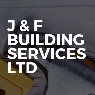 J & F building services LTD