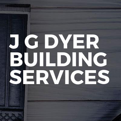 J G Dyer Building Services