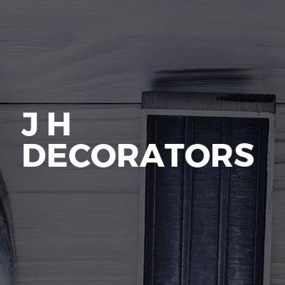 J H Decorators