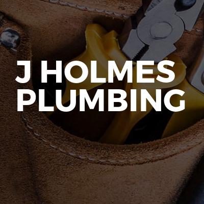 J Holmes Plumbing
