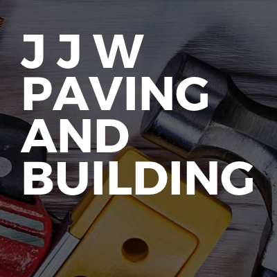 J J W paving and building