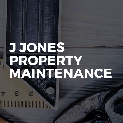 J Jones Property Maintenance
