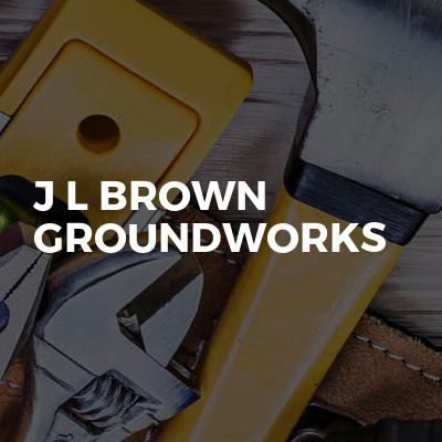 J L Brown Groundworks