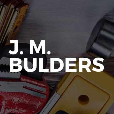 J. M. Bulders