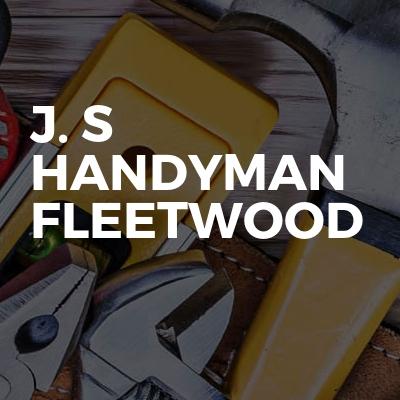J. S handyman Fleetwood