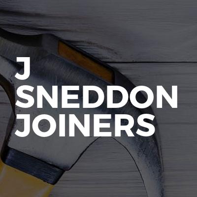 J Sneddon Joiners