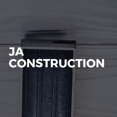 JA Construction