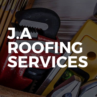 J.A Roofing Services