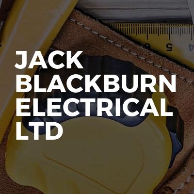 Jack blackburn electrical ltd
