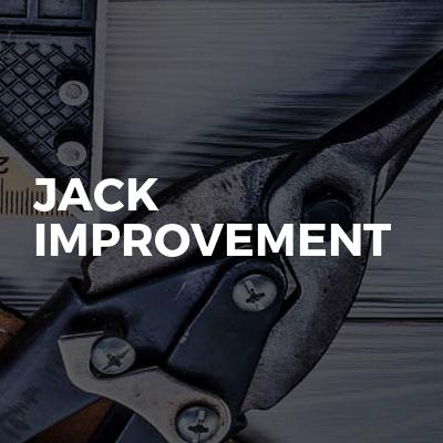 Jack Improvement