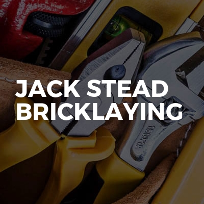Jack stead bricklaying