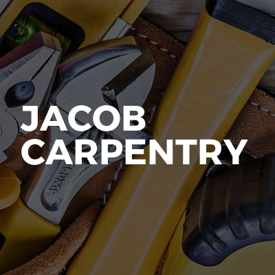 Jacob carpentry