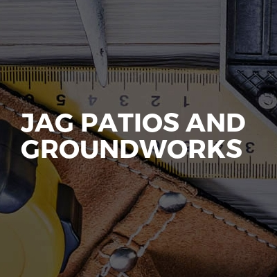 JAG Patios And Groundworks