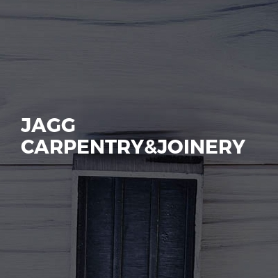 JAGG carpentry&joinery