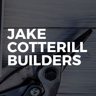 Jake Cotterill Builders