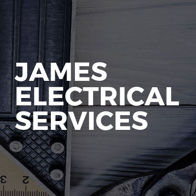 James Electrical Services
