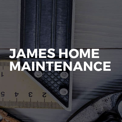 James Home Maintenance