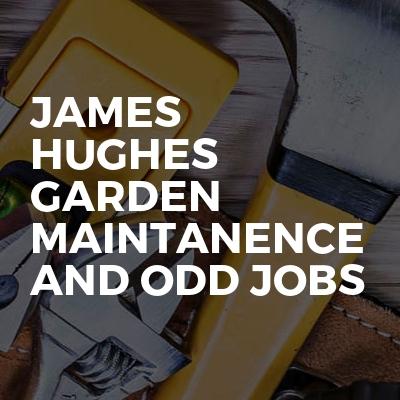 James Hughes Garden Maintanence And Odd Jobs