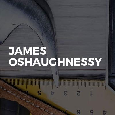 James OShaughnessy