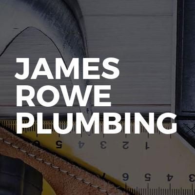 James Rowe Plumbing
